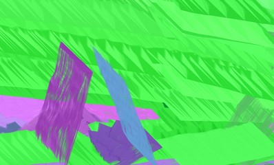 Foto op Plexiglas Candy roze abstract vivid lime green, slate blue and orchid color background illustration. can be used as wallpaper, texture or graphic background