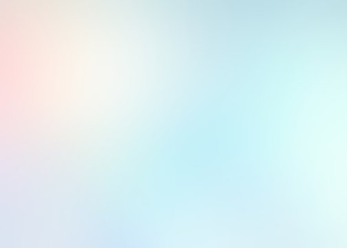 Pure blue icy brilliance background with rosy light. Fresh cool template. Subtle flare. Pastel bright texture.