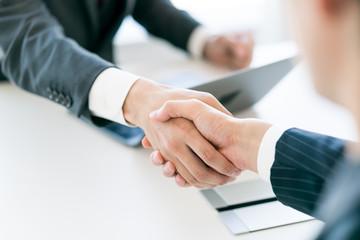 握手・ビジネス