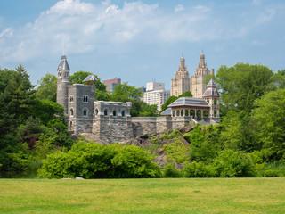 Belvedere Castle.