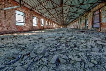 Floor debris