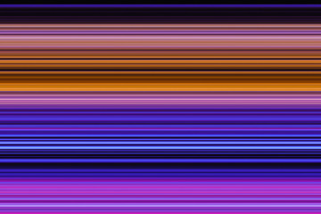 Abstract Digital Colored Straight Lines; a Striped Patterned Background.