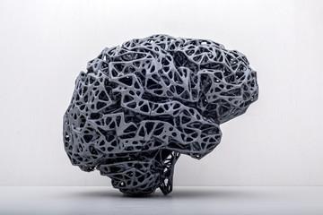Fototapeta konstrukcja mózgu obraz
