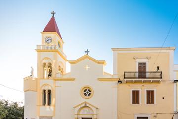 Stella Maris Church in Manfredonia, Italy
