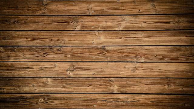 old brown rustic dark grunge wooden texture - wood background banner
