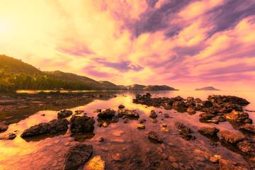 Bay of Ocamocam by morning light