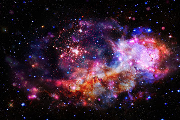 Fotorolgordijn Nasa Space and galaxy. The elements of this image furnished by NASA.