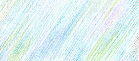 Color pencil  line stroke. Abstract background.