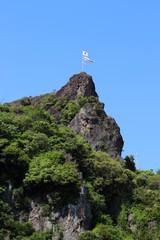 津奈木町 重盤岩