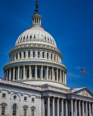 Fototapete - US Capitol 22