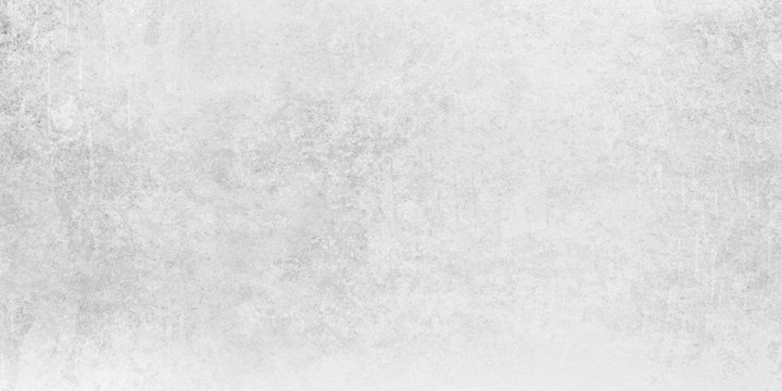 old white background paper texture with grunge textured pattern in gray marbled surface