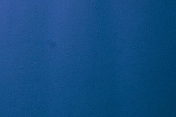 Color classic blue paper. Clean blue texture with simple surface. High resolution. Empty deep blue paper backgrounds.