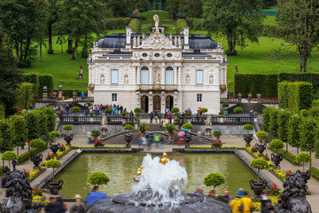 Palace Linderhof - Bavaria - Germany