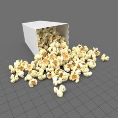 Movie popcorn box 2