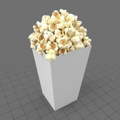 Movie popcorn box 3