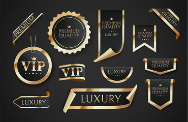Premium quality vector badges or tag Wall mural