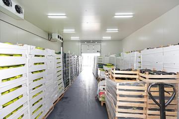 Produce Storage Unit