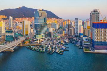 Busan, South Korea. Fototapete