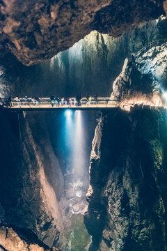 Beautiful Skocjan Caves, Natural Heritage Site in Slovenia
