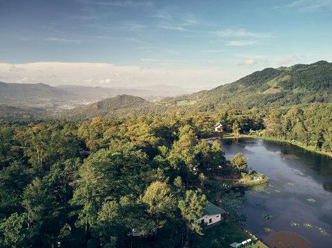 Tourism destination in Nicaragua matagalpa