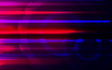 abstract background vector design for technology future interface hud