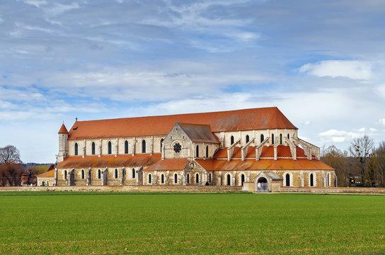 Pontigny Abbey, France