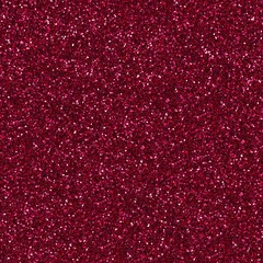Red glitter, sparkle confetti texture. Xmas wallpaper. Christmas abstract background, seamless...