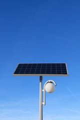 Solar Energy Powered Lamp