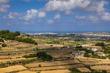 Malta Island Landscape