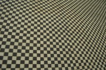 Tekstura, retr, PRL, mozaika