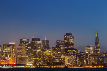 Wall Mural - Beautiful San Francisco wallpaper