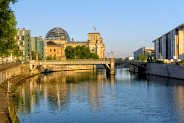 Government district in Berlin
