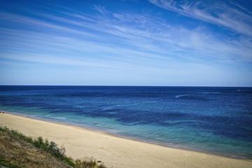 Coast or beach views, Indian ocean Western Australia