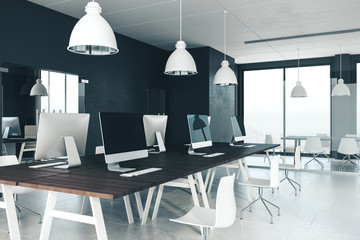 Wall Mural - Modern office interior