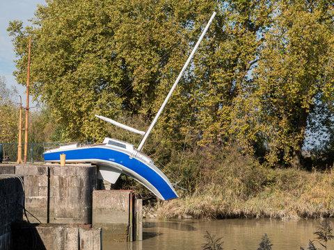 Le bateau mou