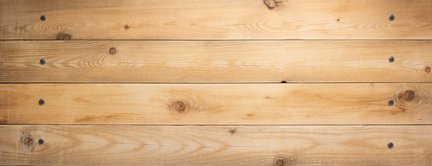 wooden background as texture surface, top view Fotomurales