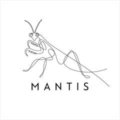 Praying Mantis Illustration Photos Royalty Free Images Graphics