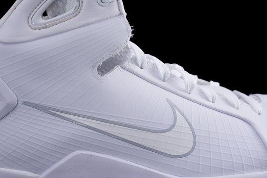 Nike Hyperdunk white High-Top Basketball Shoes Sneakers
