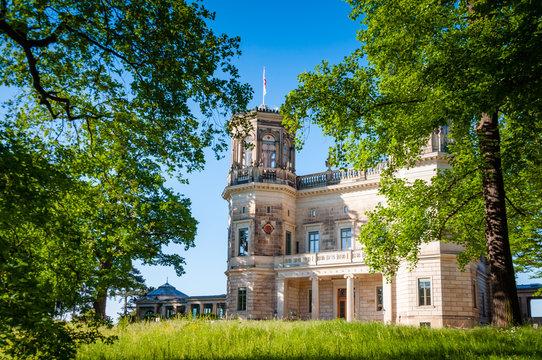 Park & Lingnerschloss - Dresden, Sachsen