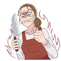 怒り ストレス 憎しみ 主婦