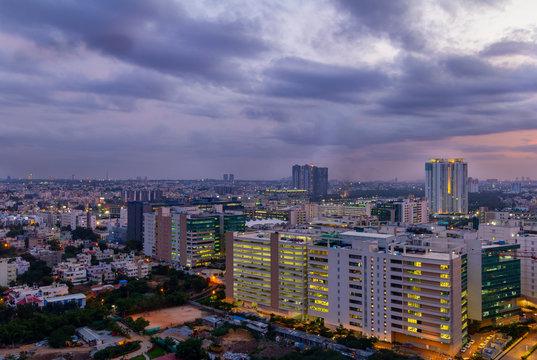 Bangalore Tech Park - Cityscape