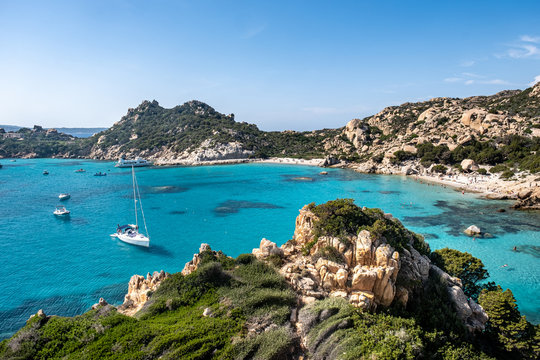 Sardegna, isola di Spargi
