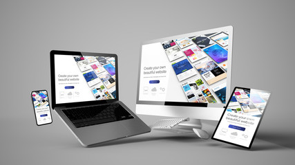 floating devices cms responsive