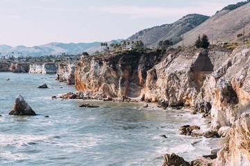 Steilküste bei Pismo Beach in Kalifornien USA