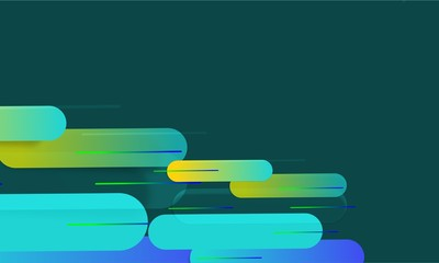 coorful vector abstract background art