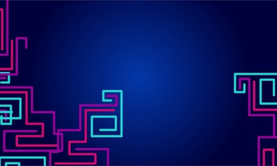 colorful vector abstract background geometric
