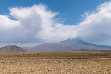 Mount Agri or Ararat is the highest mointain in Turkey