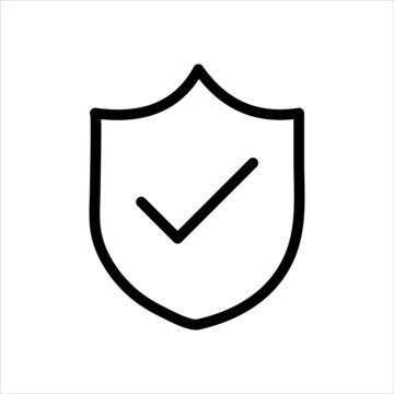 Protection, safety, secure, security, shield, verify icon