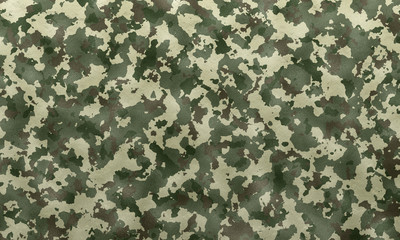 Army Camouflage texture background surface