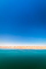 Sky over the Dead Sea